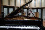 ピアノ録音風景 CO-100K & AT-4081/AT-4080 清水絵里子「Afterglow」より