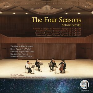 The Four Seasons -Antonio Vivaldi The Quartet Four Seasons