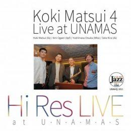 Koki Matsui4 Live at UNAMAS