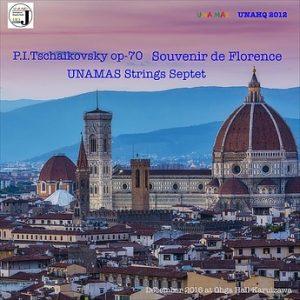 UNAHQ 2012 Souvenir de Florence JK 2-5CH