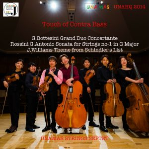 UNAHQ 2014 Touch of ContraBass
